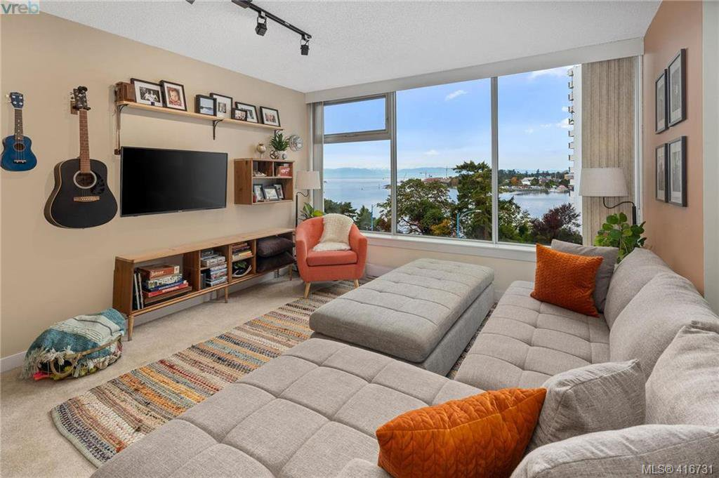 Main Photo: 506 327 Maitland Street in VICTORIA: VW Victoria West Condo Apartment for sale (Victoria West)  : MLS®# 416731