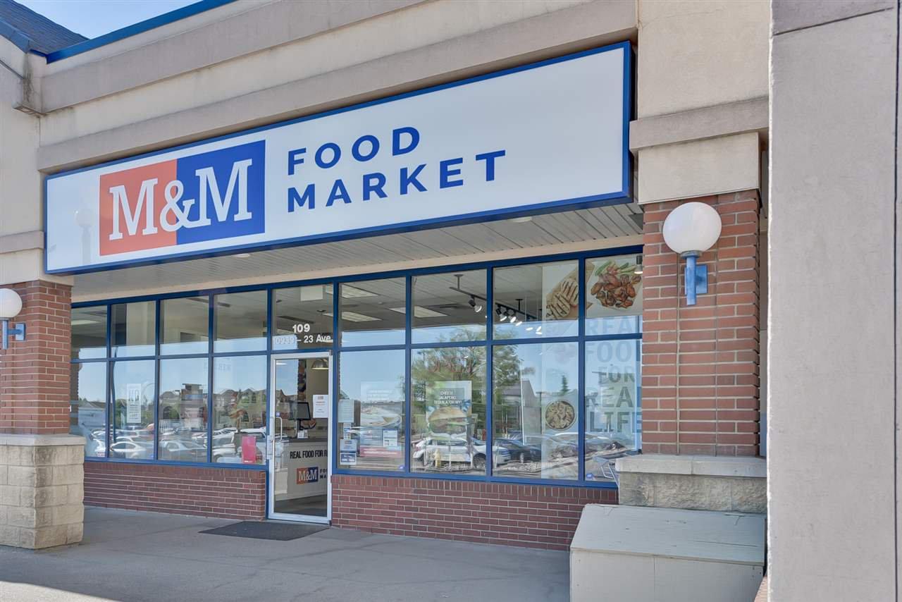 Main Photo: 109 10939 23 Avenue NW in Edmonton: Zone 16 Business for sale : MLS®# E4177648