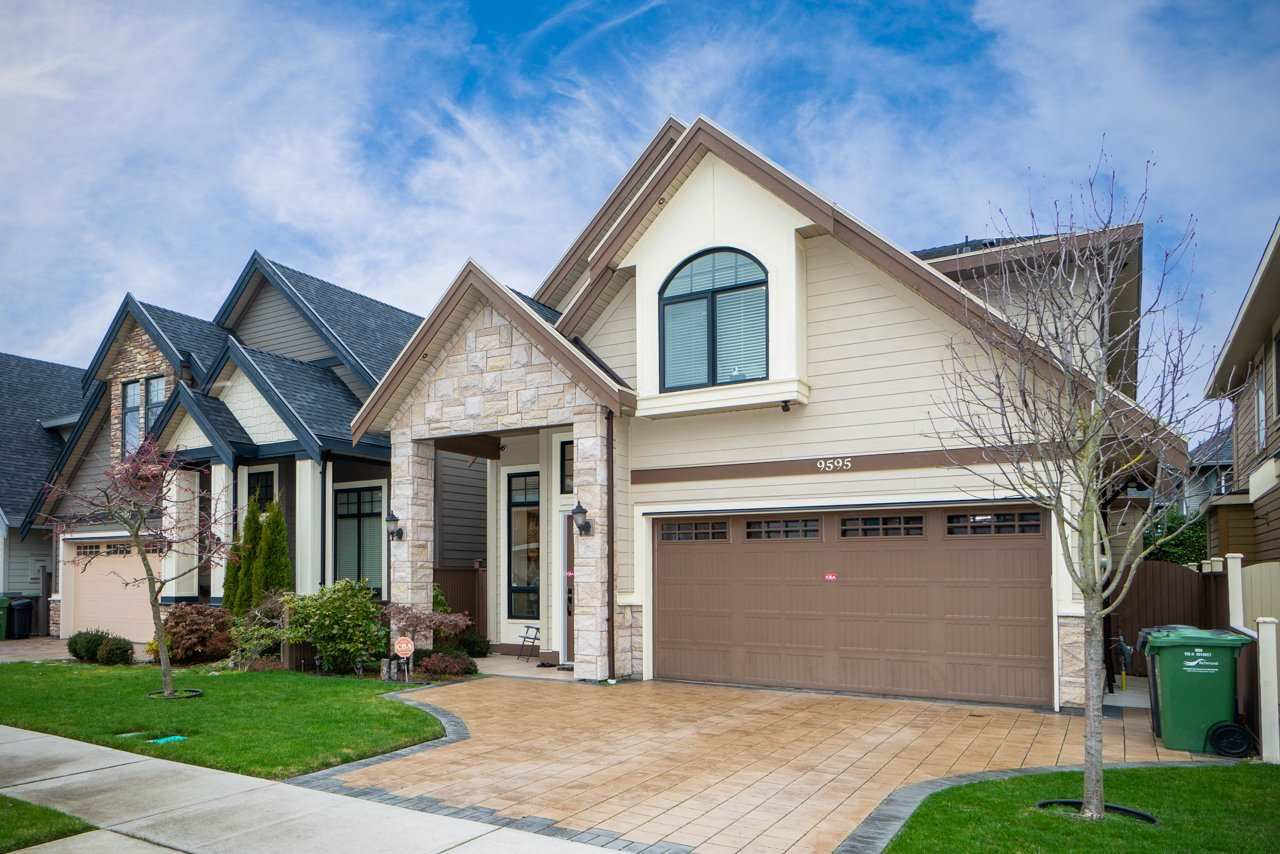 Main Photo: 9595 SILLS Avenue in Richmond: McLennan North House for sale : MLS®# R2421527