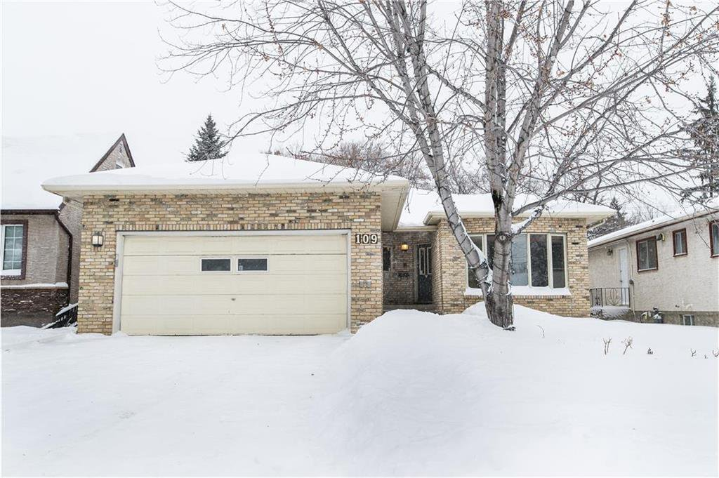 Double attached garage, interlock driveway/front sidewalk and covered entry set this home apart.