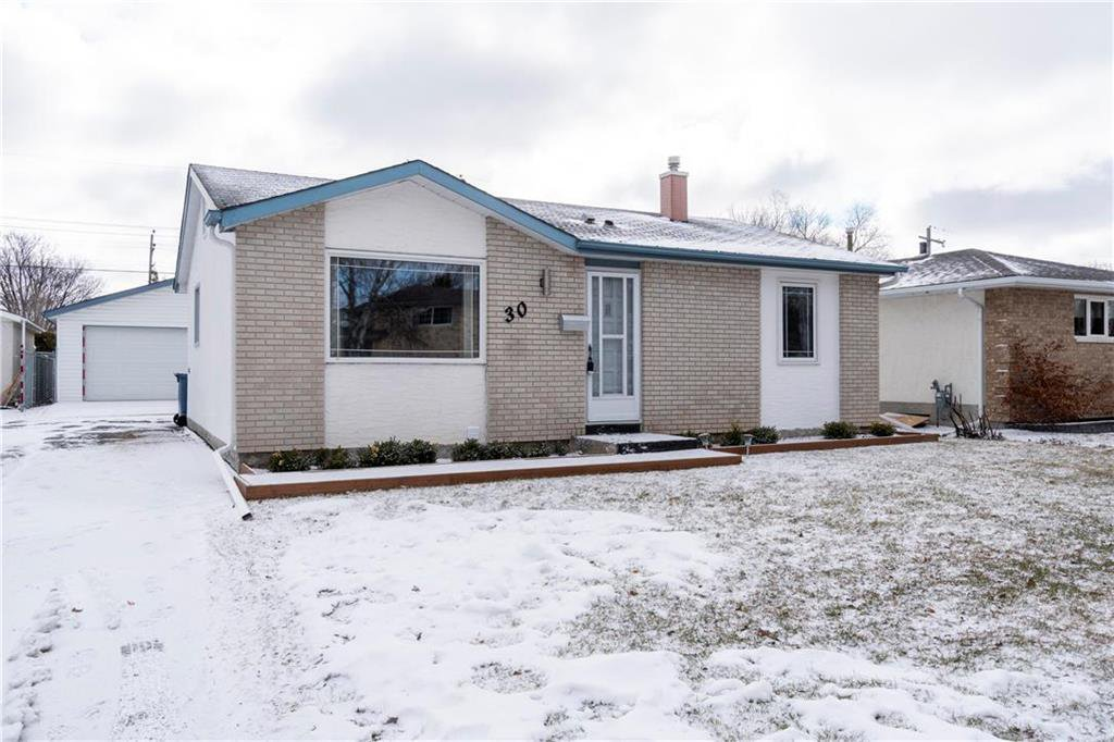 Main Photo: 30 Berens Street in Winnipeg: West Transcona Residential for sale (3L)  : MLS®# 202007610