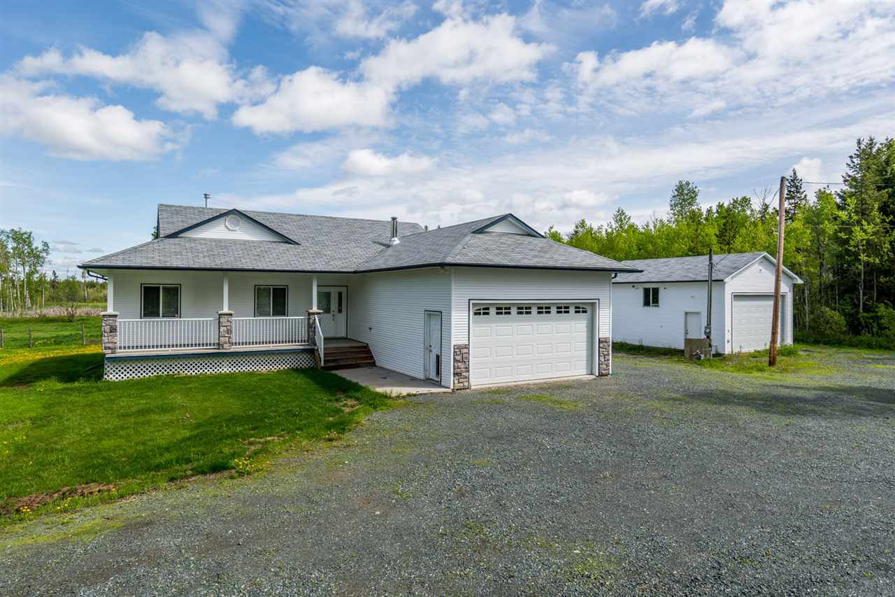 Main Photo: 4300 HOLMES Road in Prince George: Pineview House for sale (PG Rural South (Zone 78))  : MLS®# R2460093