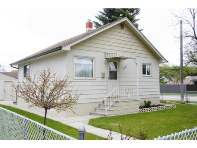 Main Photo: 1047 Garwood Avenue in WINNIPEG: Manitoba Other Residential for sale : MLS®# 1008114