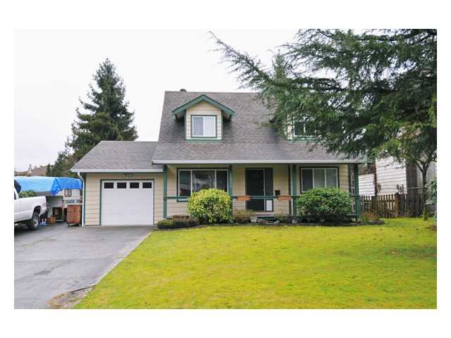Main Photo: 12230 GEE Street in Maple Ridge: East Central House for sale : MLS®# V864891