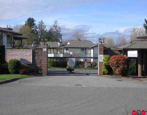 "Main Photo: 15153 98TH Ave in Surrey: Guildford Condo for sale in ""Glenwood Village"" (North Surrey)  : MLS®# F2624460"