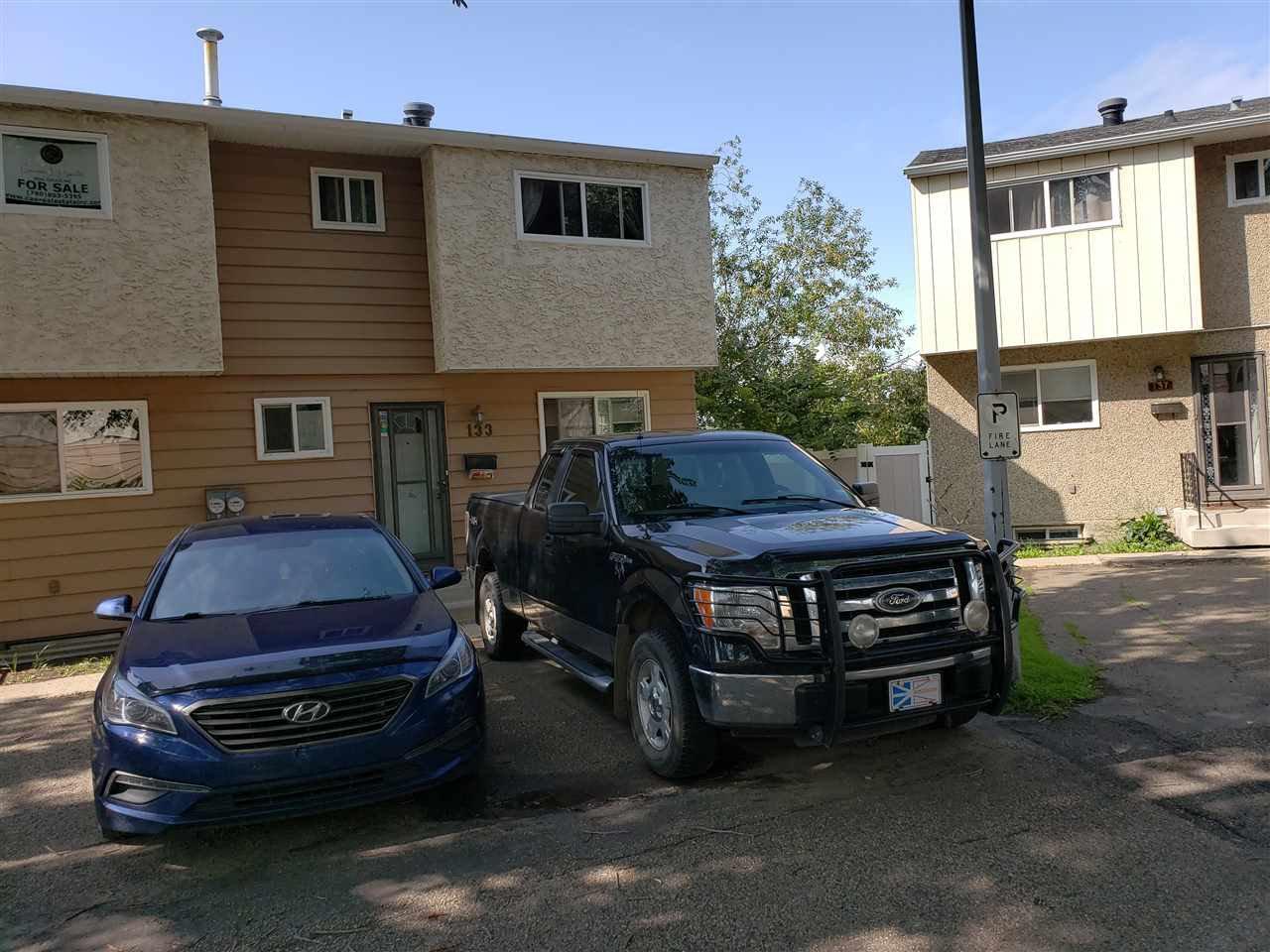 Main Photo: 133 HABITAT Crescent in Edmonton: Zone 35 Townhouse for sale : MLS®# E4169401