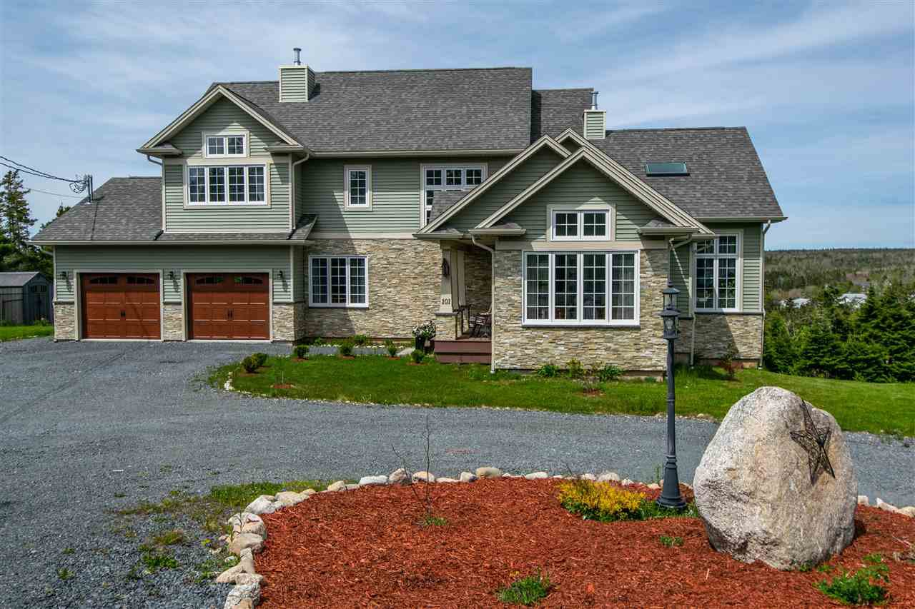 Main Photo: 101 Cannon Rock Lane in Shad Bay: 40-Timberlea, Prospect, St. Margaret`S Bay Residential for sale (Halifax-Dartmouth)  : MLS®# 202013080