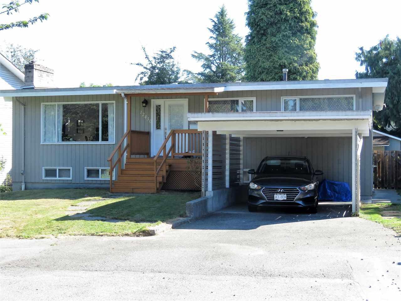 Main Photo: 12430 208 Street in Maple Ridge: Northwest Maple Ridge House for sale : MLS®# R2496067