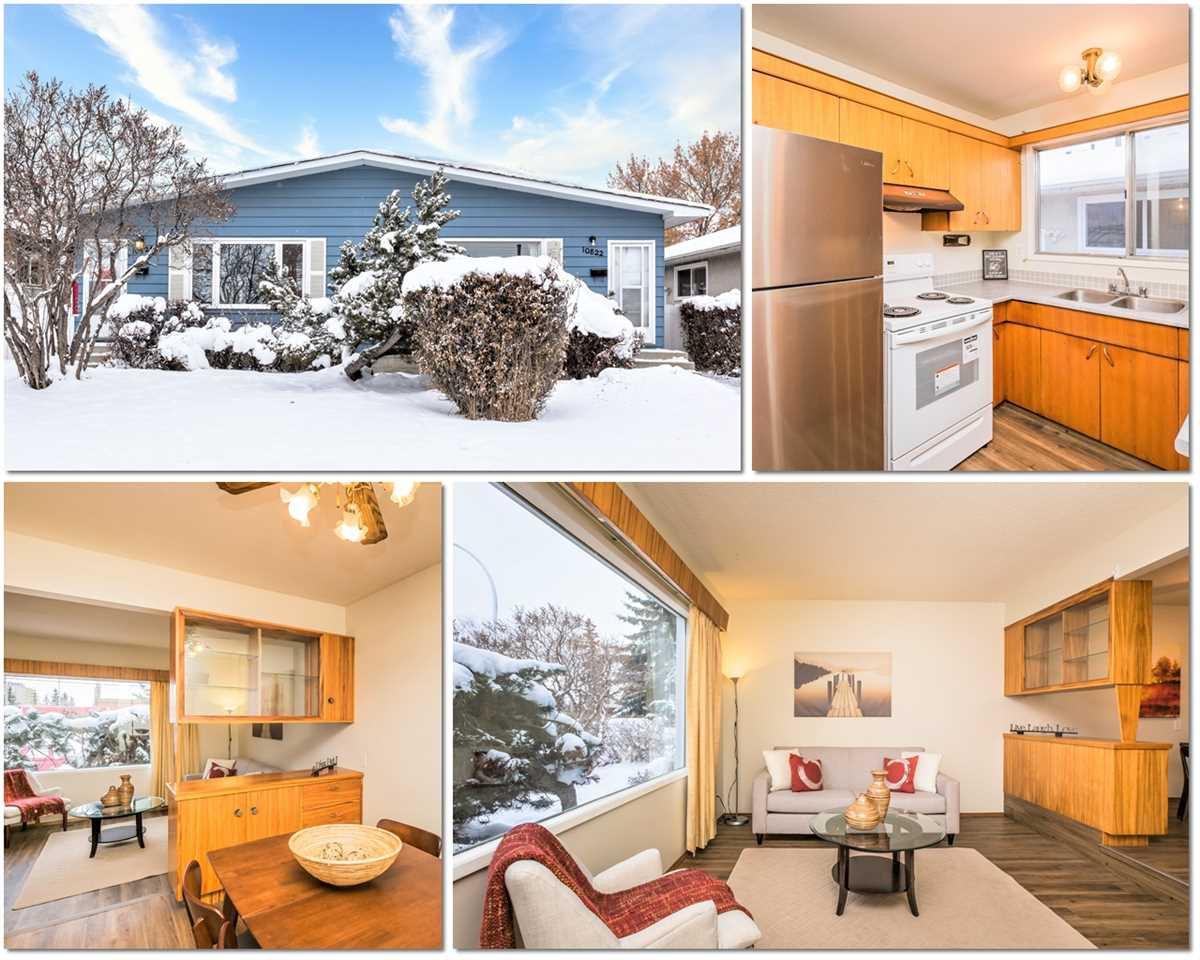 Main Photo: 10822-10824 51 Avenue in Edmonton: Zone 15 House Duplex for sale : MLS®# E4221556