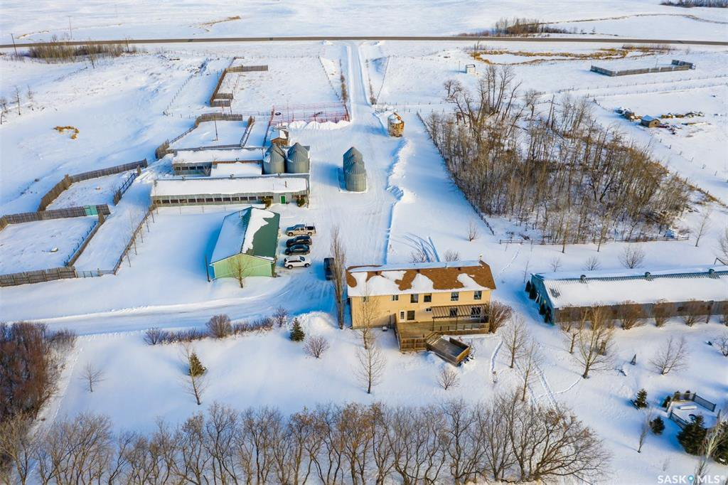 Main Photo: Glass Ranching Ltd. Farm in Prince Albert: Farm for sale (Prince Albert Rm No. 461)  : MLS®# SK834674