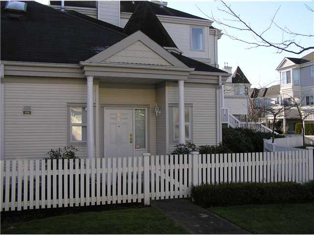 "Main Photo: 15 12871 JACK BELL Drive in Richmond: East Cambie Townhouse for sale in ""CAPISTRANO"" : MLS®# V860939"