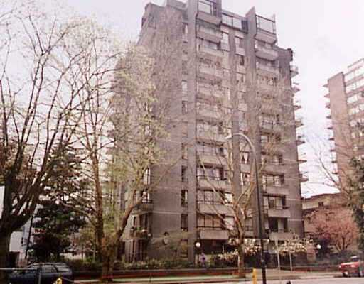 Main Photo: 206 1720 BARCLAY ST in Vancouver: West End VW Condo for sale (Vancouver West)  : MLS®# V586268