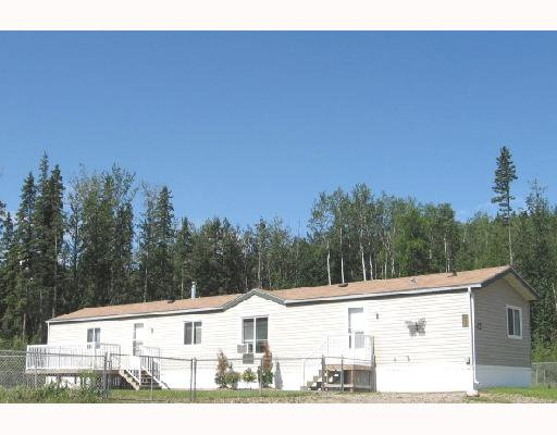 """Main Photo: 74 5701 AIRPORT Road in Fort_Nelson: Fort Nelson -Town Manufactured Home for sale in """"SOUTHRIDGE PARK"""" (Fort Nelson (Zone 64))  : MLS®# N184523"""
