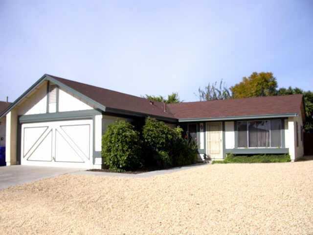 Main Photo: MIRA MESA Residential for sale : 3 bedrooms : 9990 Kibler in San Diego
