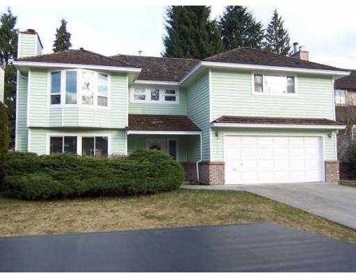Main Photo: 3930 ROBIN Place in Port_Coquitlam: Oxford Heights House for sale (Port Coquitlam)  : MLS®# V751782