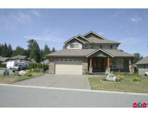 "Main Photo: 7971 PALMER Place in Chilliwack: Eastern Hillsides House for sale in ""ELK CREEK"" : MLS®# H2901259"