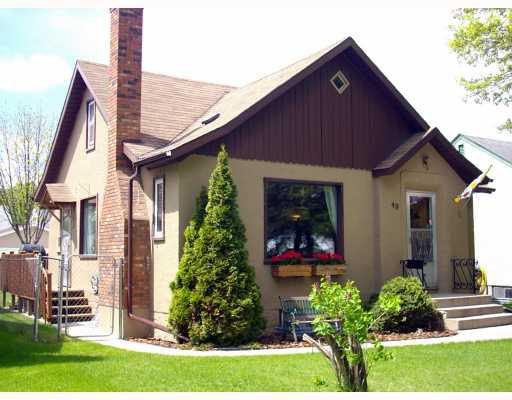 Main Photo:  in WINNIPEG: St Boniface Residential for sale (South East Winnipeg)  : MLS®# 2912245