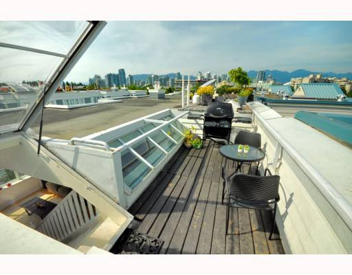 "Main Photo: 202 655 W 7TH Avenue in Vancouver: Fairview VW Townhouse for sale in ""The Ivys"" (Vancouver West)  : MLS®# V777354"
