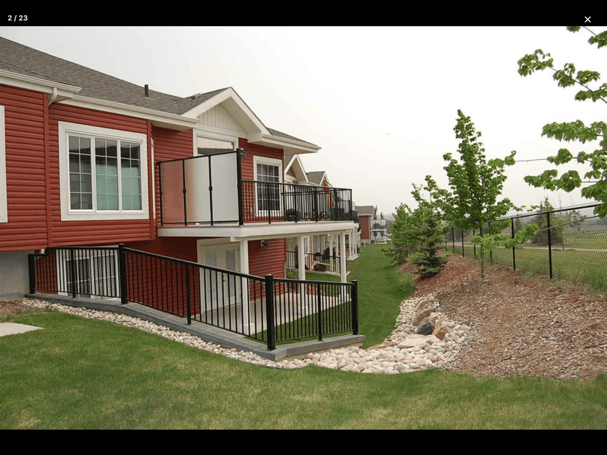 Main Photo: 88 Lacombe Drive in St. Albert: Condo for rent