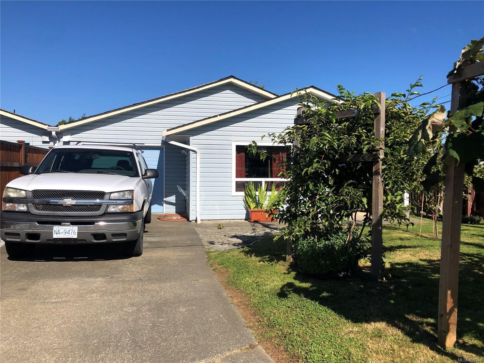 Main Photo: B 1140 Edgett Rd in : CV Courtenay City Half Duplex for sale (Comox Valley)  : MLS®# 855308