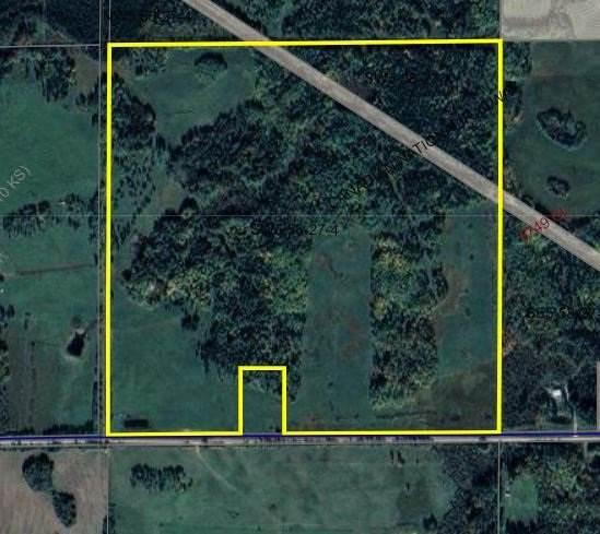 Main Photo: RR 10 TWP RD 580: Rural Westlock County Rural Land/Vacant Lot for sale : MLS®# E4220206