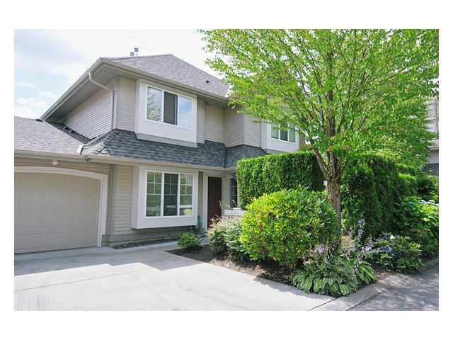 "Main Photo: 78 23085 118TH Avenue in Maple Ridge: East Central Townhouse for sale in ""SOMMERVILLE GARDENS"" : MLS®# V840606"