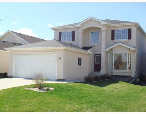 Main Photo: 23 WILFORD Close in WINNIPEG: St Vital Residential for sale (South East Winnipeg)  : MLS®# 2808347