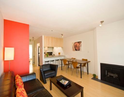 """Photo 6: Photos: 12 704 W 7TH Avenue in Vancouver: Fairview VW Condo for sale in """"HEATHER PARK"""" (Vancouver West)  : MLS®# V756969"""
