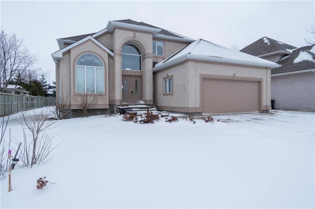 Main Photo: 2246 West Taylor Boulevard in Winnipeg: Tuxedo Residential for sale (1E)  : MLS®# 202000363