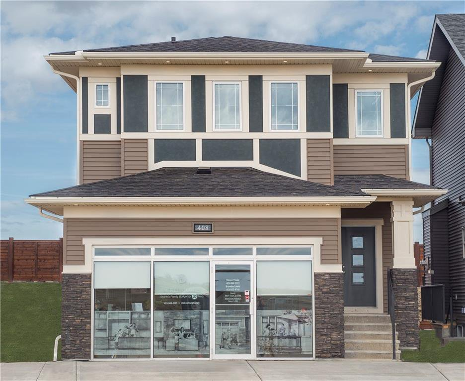 Main Photo: 408 CHINOOK GATE Square SW: Airdrie Detached for sale : MLS®# C4292345