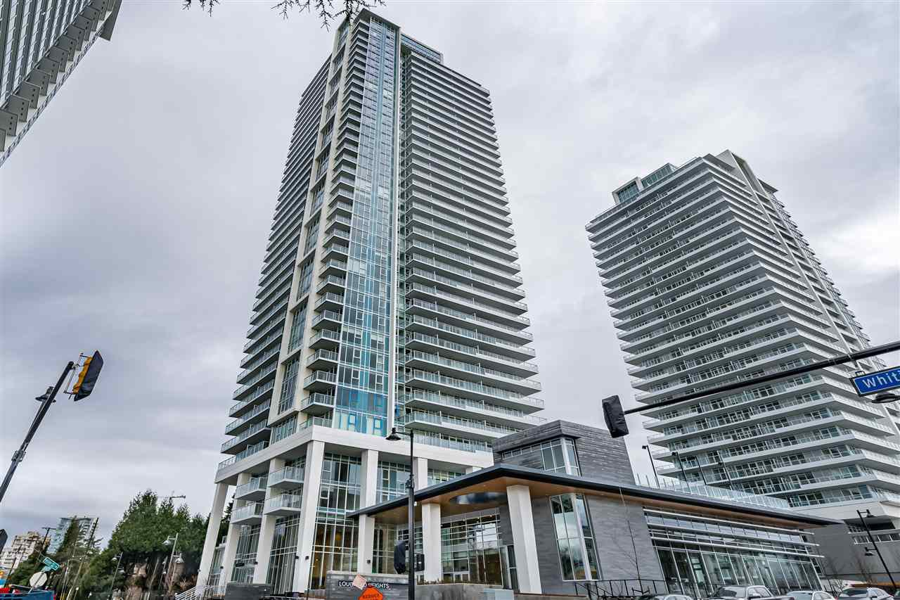 "Main Photo: 2804 657 WHITING Way in Coquitlam: Coquitlam West Condo for sale in ""Lougheed Heights"" : MLS®# R2475565"