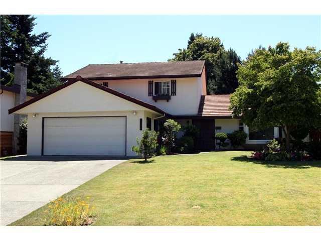 "Main Photo: 5438 5B Avenue in Tsawwassen: Pebble Hill House for sale in ""PEBBLE HILL"" : MLS®# V840708"