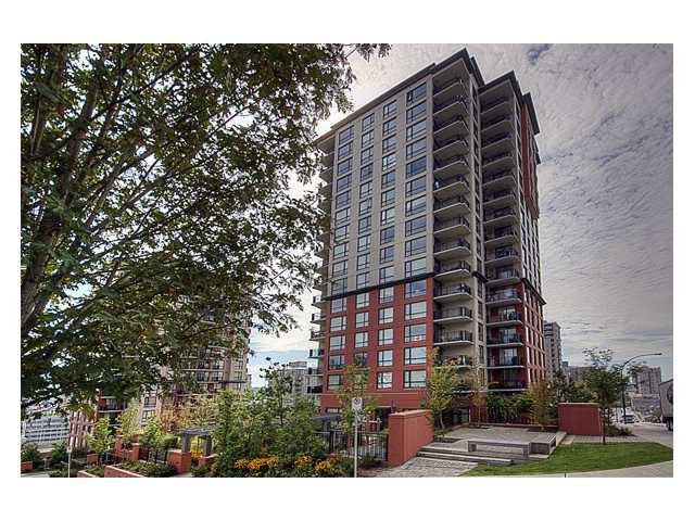 Main Photo: 1102 814 ROYAL Avenue in New Westminster: Downtown NW Condo for sale : MLS®# V849770