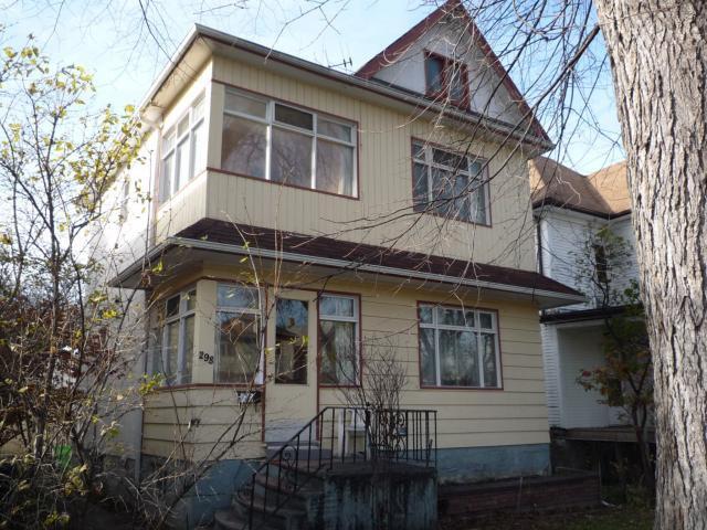 Main Photo: 298 SIMCOE Street in WINNIPEG: West End / Wolseley Residential for sale (West Winnipeg)  : MLS®# 1021901
