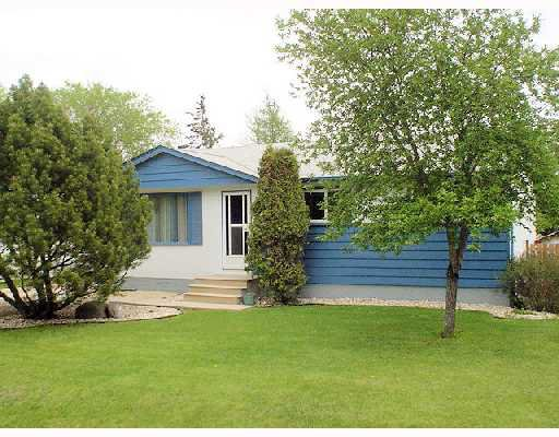 Main Photo: 845 OAKDALE Drive in WINNIPEG: Charleswood Residential for sale (South Winnipeg)  : MLS®# 2809723