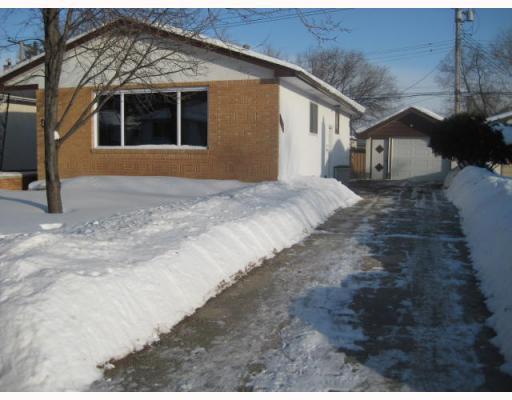 Main Photo: 176 EADE Crescent in WINNIPEG: North Kildonan Residential for sale (North East Winnipeg)  : MLS®# 2901147
