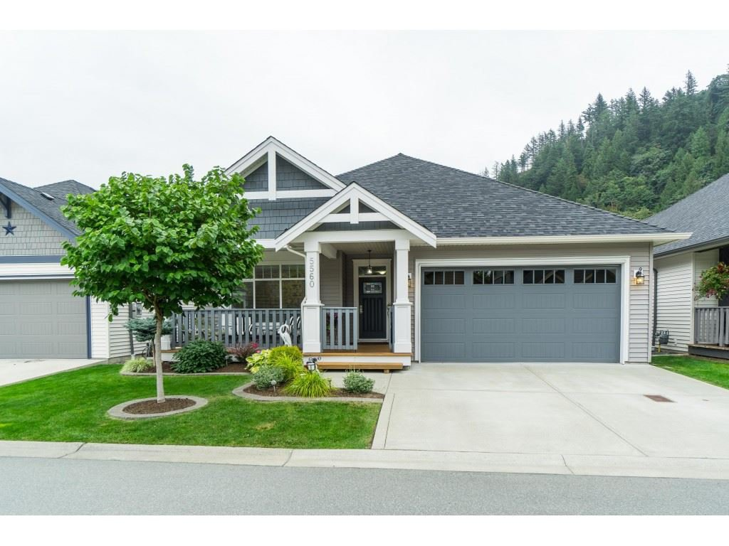 Main Photo: 5560 CAMDEN Drive in Chilliwack: Vedder S Watson-Promontory House for sale (Sardis)  : MLS®# R2401141