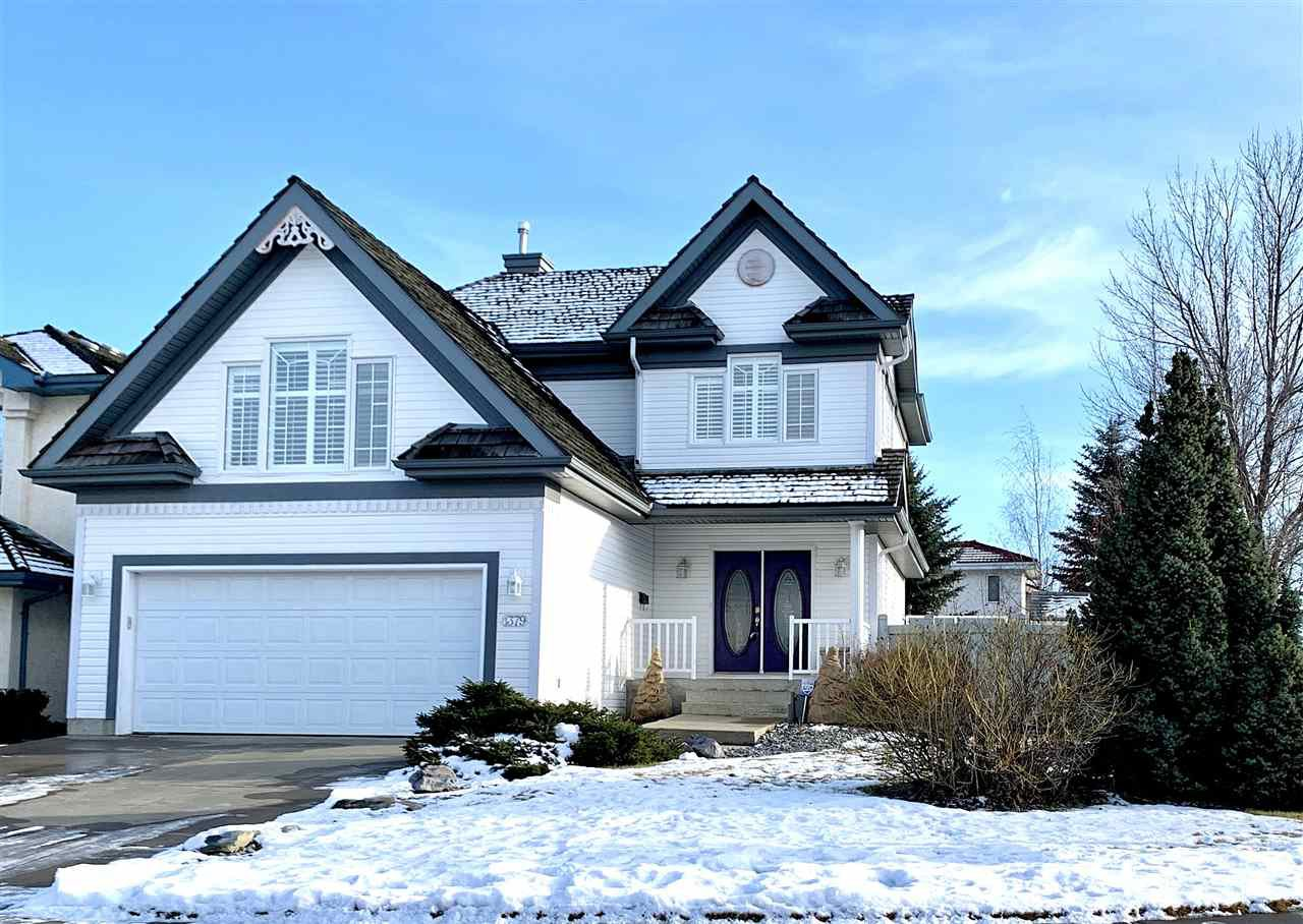 Main Photo: 1379 Carter Crest Road NW in Edmonton: House for sale