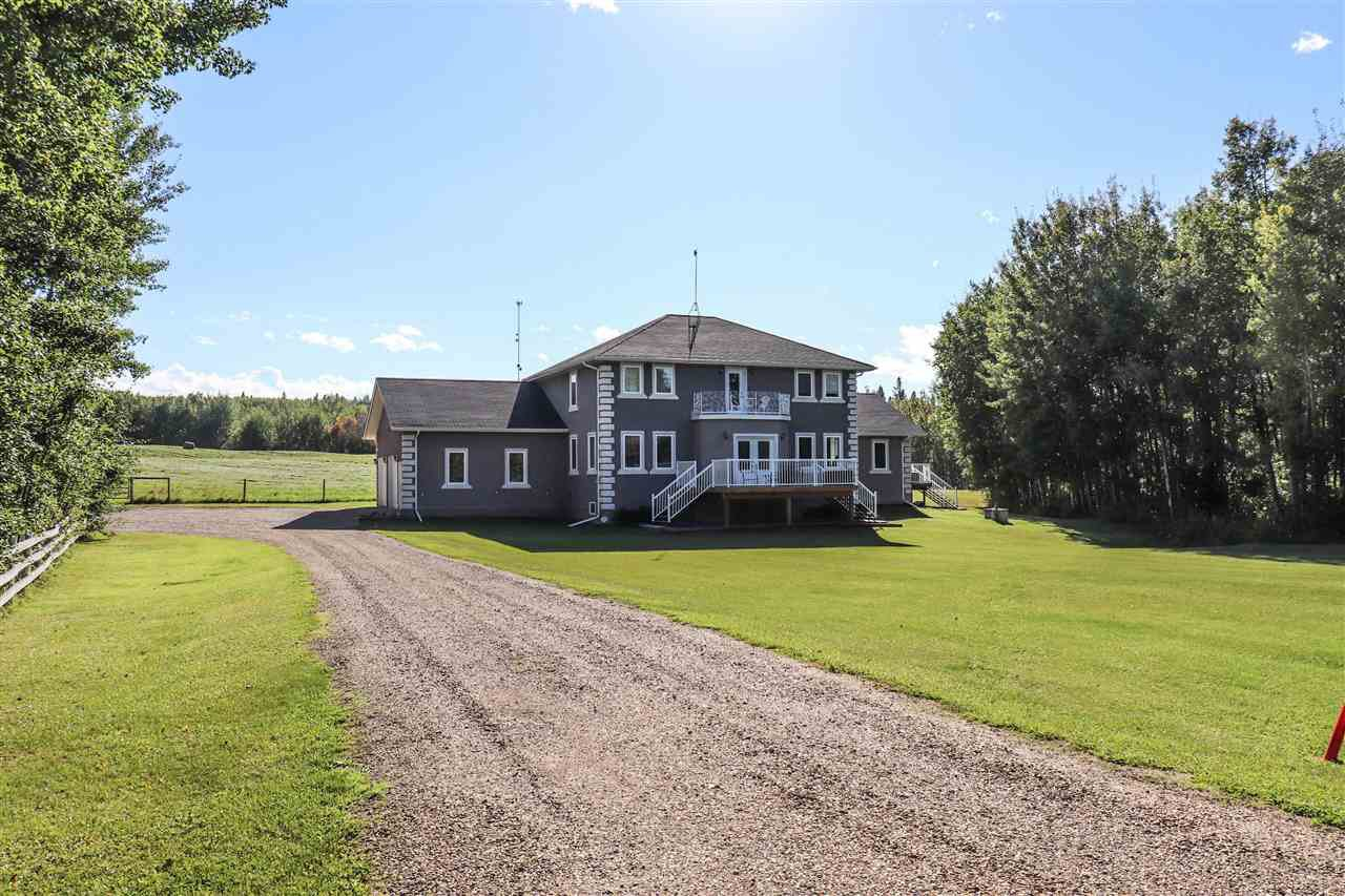 Main Photo: 2233 HWY 616: Rural Leduc County House for sale : MLS®# E4213803