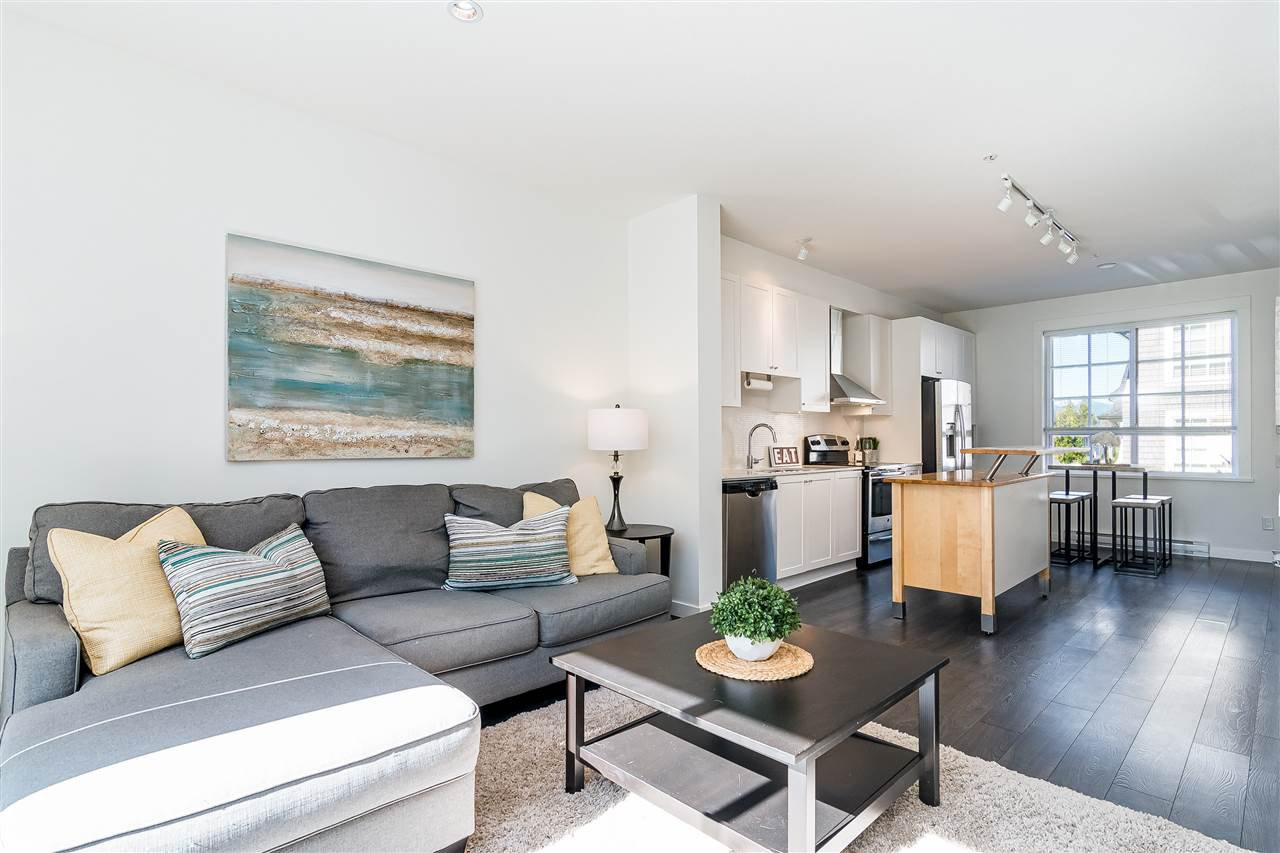 """Main Photo: 55 8438 207A Street in Langley: Willoughby Heights Townhouse for sale in """"YORK by MOSAIC"""" : MLS®# R2501982"""