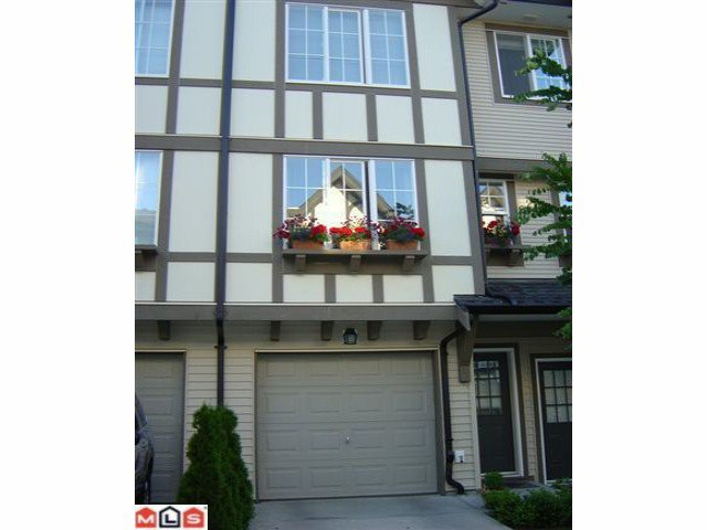 "Main Photo: 47 20875 80TH Avenue in Langley: Willoughby Heights Townhouse for sale in ""PEPPERWOOD"" : MLS®# F1006399"