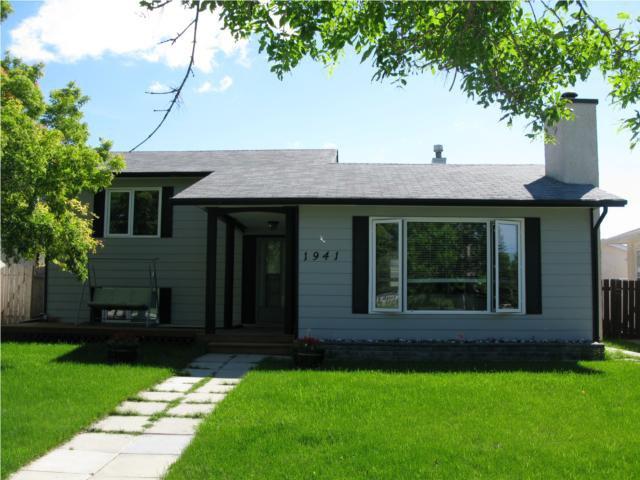 Main Photo: 1941 Chancellor Drive in WINNIPEG: Fort Garry / Whyte Ridge / St Norbert Residential for sale (South Winnipeg)  : MLS®# 1012685