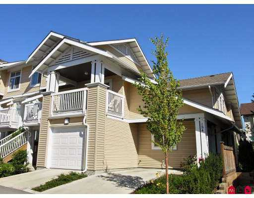 "Main Photo: 20033 70TH Ave in Langley: Willoughby Heights Townhouse for sale in ""DENIM"" : MLS®# F2620032"
