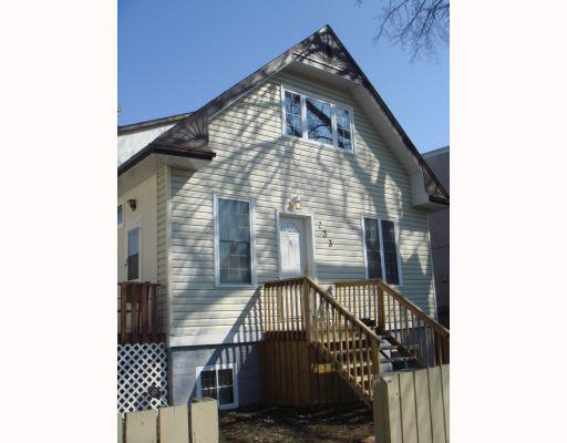 Main Photo: 233 BERTRAND Street in WINNIPEG: St Boniface Industrial / Commercial / Investment for sale (South East Winnipeg)  : MLS®# 2905466