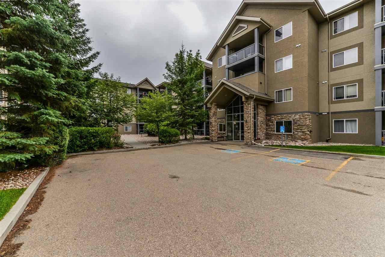 Main Photo: 305 279 SUDER GREENS Drive in Edmonton: Zone 58 Condo for sale : MLS®# E4165388