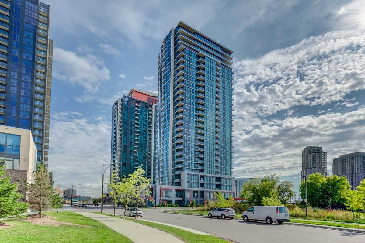 Main Photo: 2503 75 Eglinton Avenue in Mississauga: Hurontario Condo for lease : MLS®# W4577646