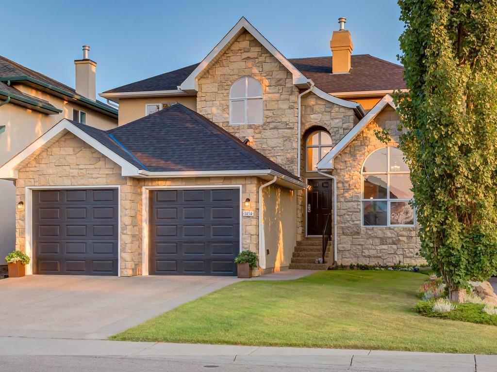 Main Photo: 1454 STRATHCONA Drive SW in : Strathcona Park House for sale (Calgary)  : MLS®# C4262123