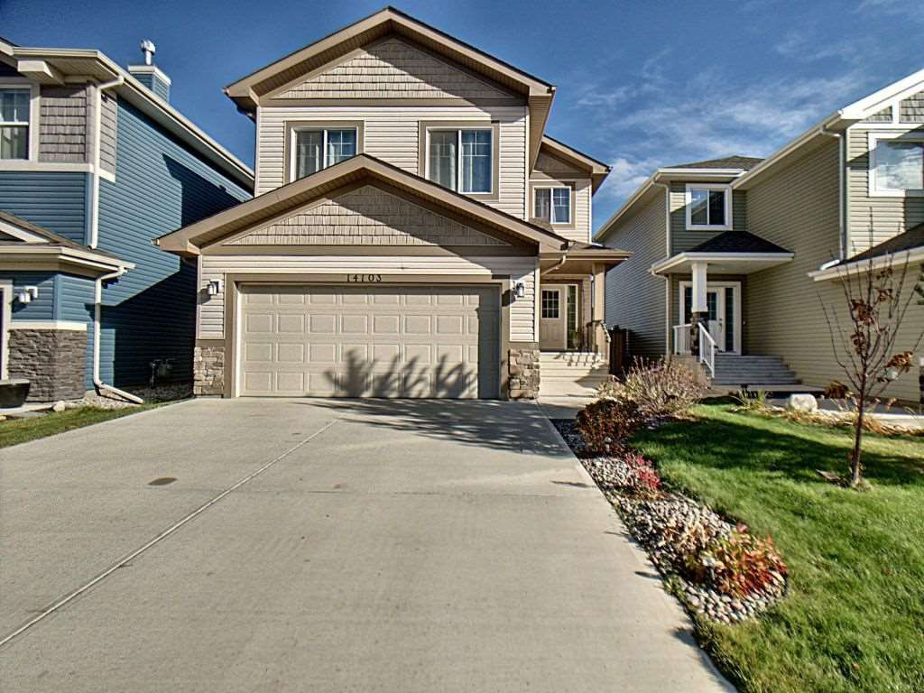 Main Photo: 14103 138 Street in Edmonton: Zone 27 House for sale : MLS®# E4177961