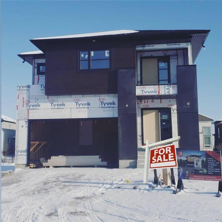 Main Photo: 193 Cherrywood Road in Winnipeg: Bridgwater Trails Residential for sale (1R)  : MLS®# 1932802