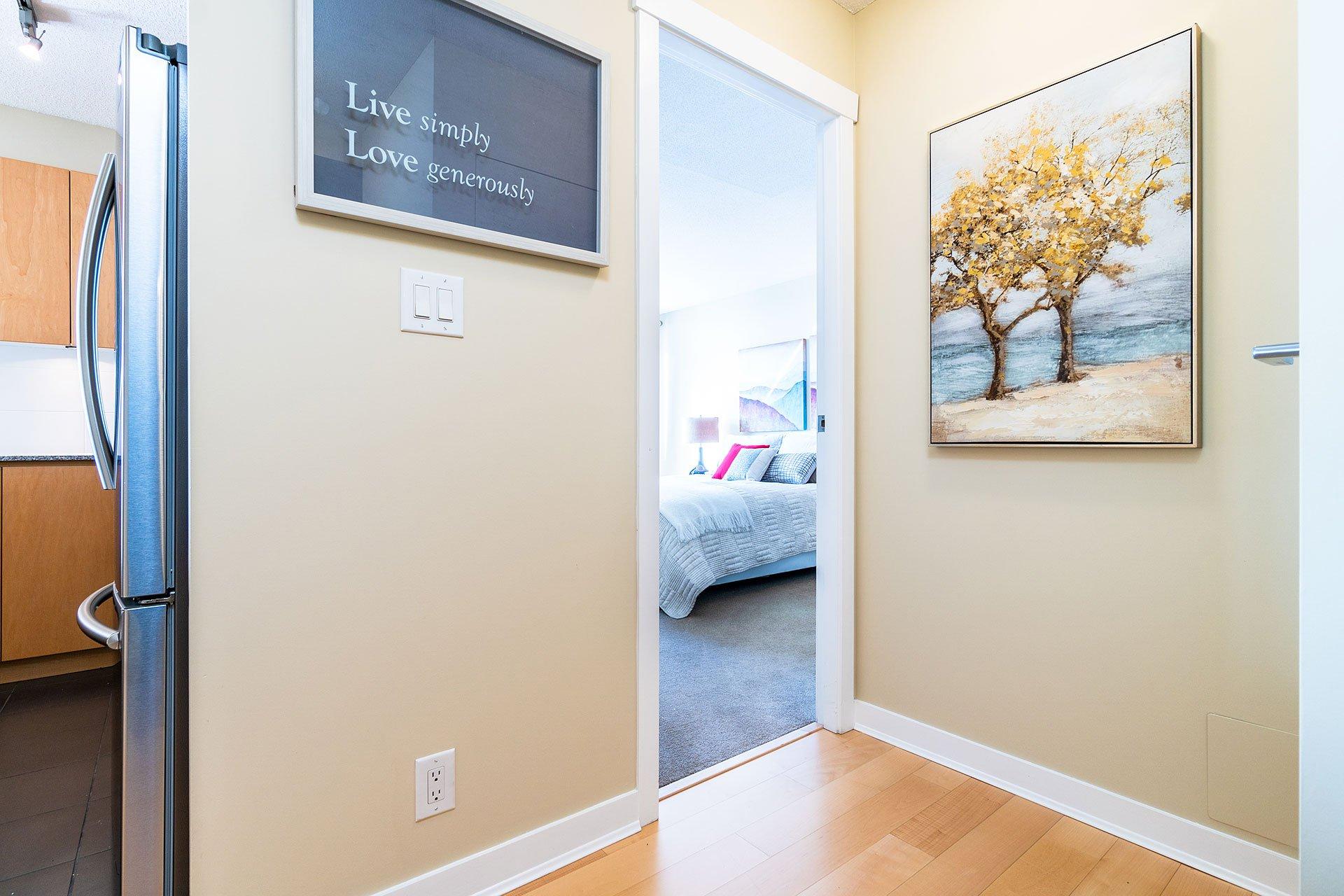 """Photo 41: Photos: 1207 7535 ALDERBRIDGE Way in Richmond: Brighouse Condo for sale in """"OCEAN WALK"""" : MLS®# R2445449"""